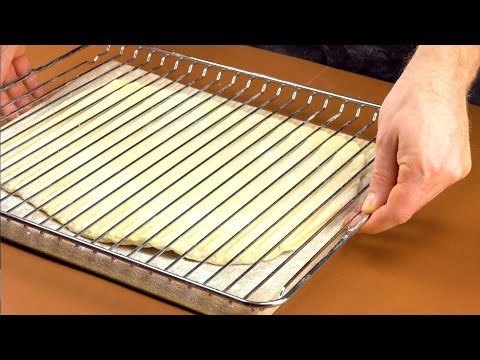 7 astuces ingénieuses pour la pâte à pain. La n° 5 vient de l'espace !