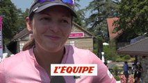 Céline Herbin« Ce tournoi, c'est un bonus» - Golf - The Evian