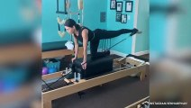 Work It, Mama! Jenna Dewan Shares Intense Pilates Workout Video And Fans Are Inspired- 'This Is Legit'