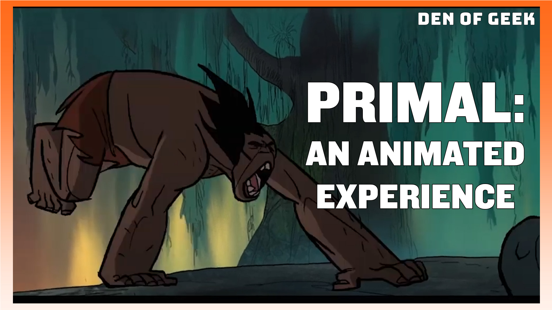 SDCC 2019: Genndy Tartakovsky (Primal) Interview