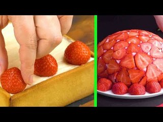 As 9 melhores receitas com morangos do mundo!