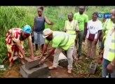 RTG/Construction de latrines dans les écoles primaires dans la région d'Oyem