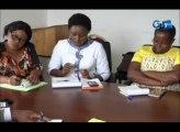 RTG/Séance de travail entre le gouvernement et l'UNICEF sur l'insécurité en milieu scolaire