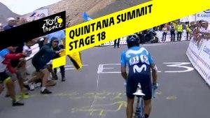 Quintana Summit  - Étape 18 / Stage 18 - Tour de France 2019