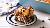 S'mores French Toast Casserole Is The Queen Of All Breakfast Bakes