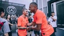 PSG x Jordan : Le lancement du maillot away !