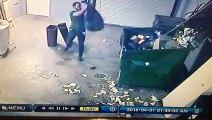 Qui n'a jamais déchiré son sac poubelle en le jetant dans la benne ?