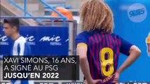 Le salaire monstrueux offert par le PSG à sa nouvelle pépite de 16 ans !