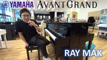 The Script - Hall of Fame Piano by Ray Mak | Yamaha AvantGrand NU1X Bösendorfer