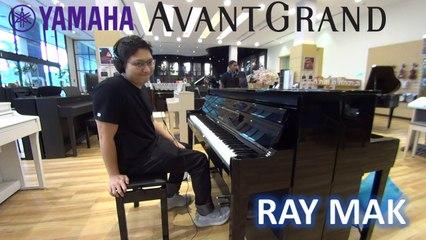 Yiruma - River Flows in You by Ray Mak - Yamaha Avant Grand NU1X CFX