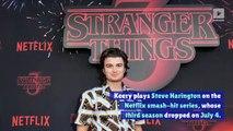 'Stranger Things' Actor Joe Keery Releases Debut Single