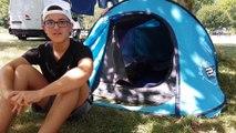 Au camping de l'Ill, les touristes font face à la canicule