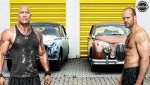 The Rock's Cars Vs Jason Statham's Cars New Collection 2019