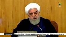 Irán dispuesto a rebajar tensiones con Reino Unido por tema petrolero