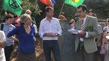 Saint-Brieuc. Yannick Jadot et Delphine Batho dénoncent « le tsunami » des algues vertes