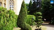 Les jardins du Palais du Gouverneur : 32 hectares de verdure