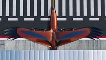 """Bird of Prey """"Delighted to support the launch of the fantastic new @Airbus Bird of Prey concept"""""""