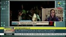 Muriente:Roselló reconoce que debe renunciar pero no menciona la causa