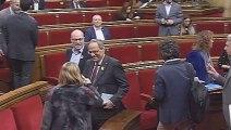 Fiscalía archiva la investigación a Rajoy y Santamaría