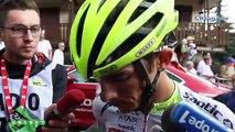 """Tour de France 2019 - Guillaume Martin : """"Je ne pouvais pas faire mieux, je suis globalement satisfait"""""""