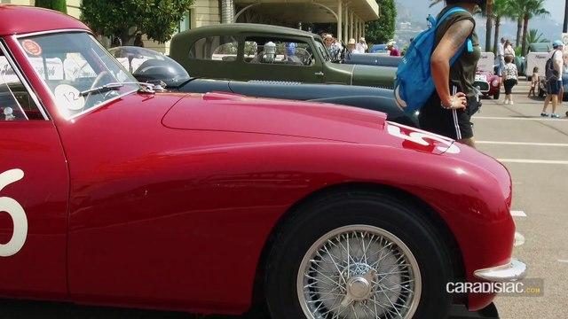 Road trip Alfa Romeo - Fiat - Abarth en Italie - Elégance et automobile à Monaco