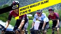 La minute Maillot Blanc Krys - Étape 18 - Tour de France 2019