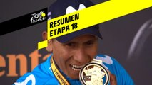Resumen - Etapa 18 - Tour de France 2019