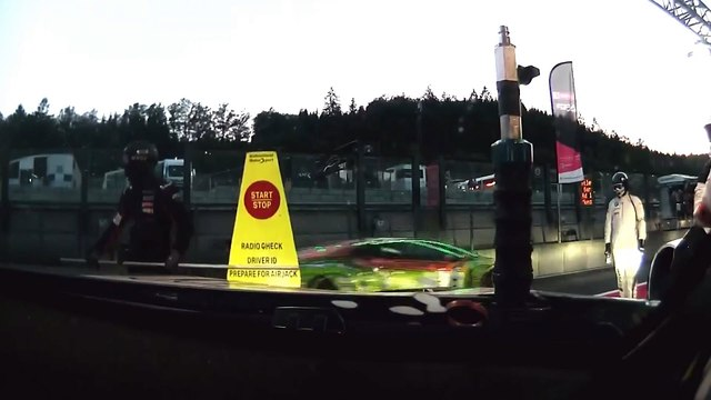 LIVE - ONBOARD CAR #34 -  TOTAL SPA 24hrs 2019.