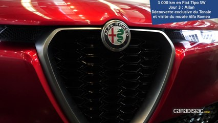 Essai longue durée : 3 000 km en Fiat Tipo SW : un bon outil