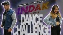 INDAK Dance Challenge   JannEarlTV x Regina Borromeo