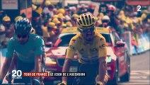 Tour de France : l'étape des Alpes remportée par Nairo Quintana