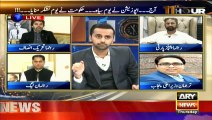 Shahbaz Gill rejects allegations against govt for targeting political opponents