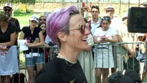 How to Rock Pink Hair Just Like Megan Rapinoe