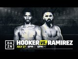 Hooker vs. Ramirez Final Press Conference