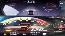 Lamborghini Urus vs Tesla Model X P100D 0-240km/h ACCELERATION & AUTOBAHN POV by AutoTopNL