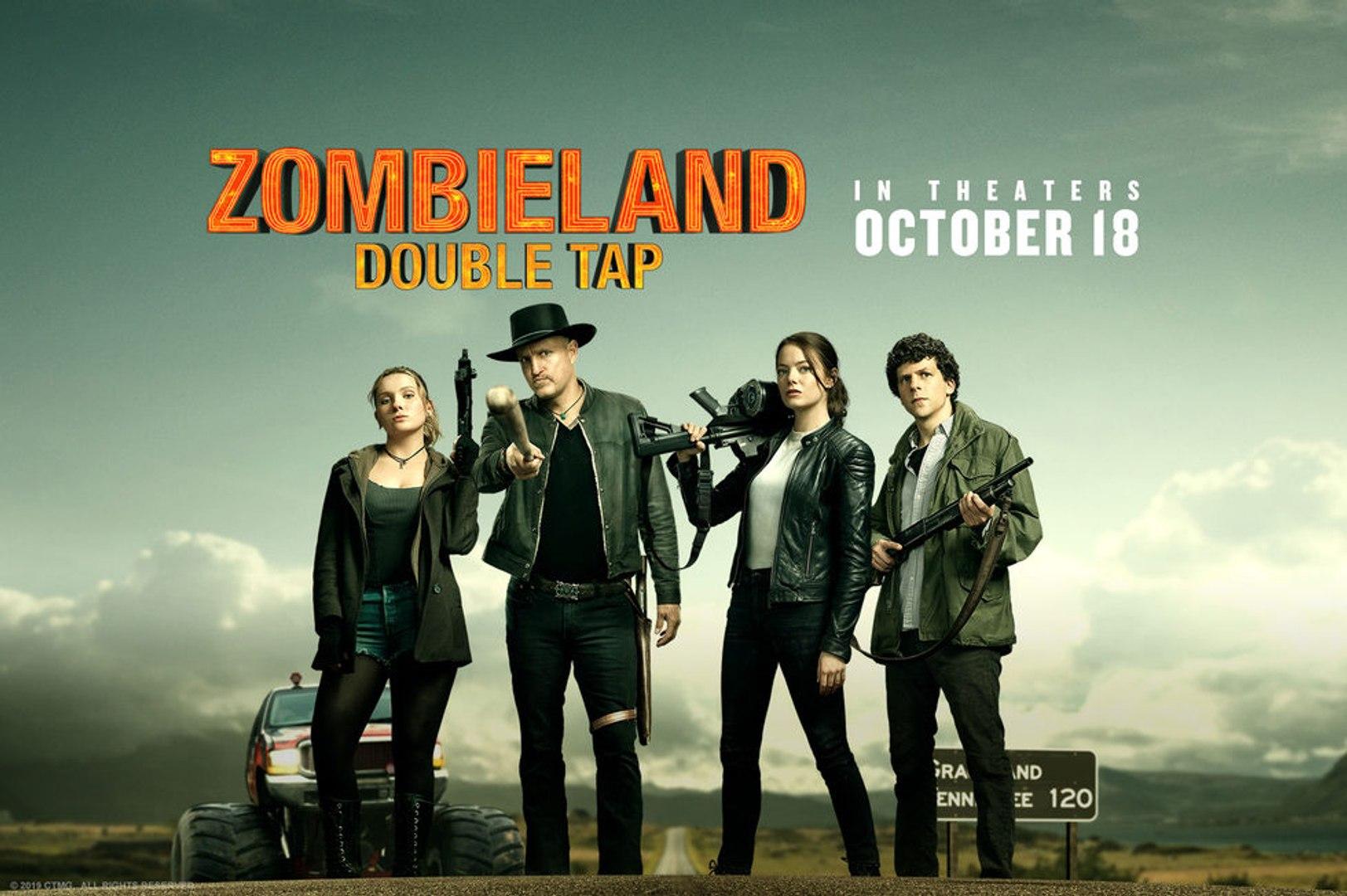 Zombieland Double Tap Trailer 2019