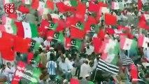 Pakistan'da hükümet karşıtı protesto