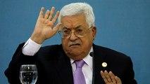 شاهد: محمود عباس يعلن وقف العمل بالاتفاقيات مع الموقعة مع إسرائيل