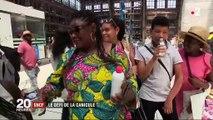 Forte chaleur : le réseau SNCF perturbé