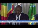 RTG/Ouverture des travaux du conseil des ministres de la CEAC
