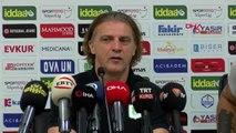SPOR Evkur Yeni Malatyaspor - Olimpija Ljubljana maçının ardından