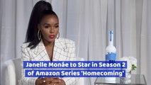 Janelle Monae Joins Amazon Prime Video Series