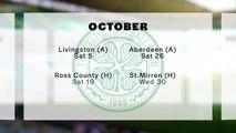 Celtic fixtures