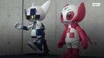 Tóquio apresenta novos robôs para os Jogos de 2020
