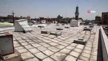 - Kerkük'te yanan Kayseri Çarşısı'nda restorasyonun yüzde 90'ı tamamlandı- Osmanlı eseri çarşı için...
