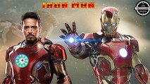 Iron Man [Robert Downey Jr] - All tony Stark creating and Inventing gadgets Scenes