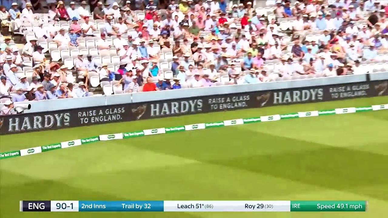 England v Ireland Specsavers Test Day 2 Highlights  HD