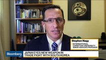 If Japan-South Korea Spat Prolonged, Supply Chains Could Shorten, Says Professor Nagy