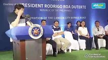 Duterte teases Singson over viral video with Catriona Gray