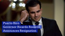 Ricardo Rossello Is Out And Puerto Ricans Cheer